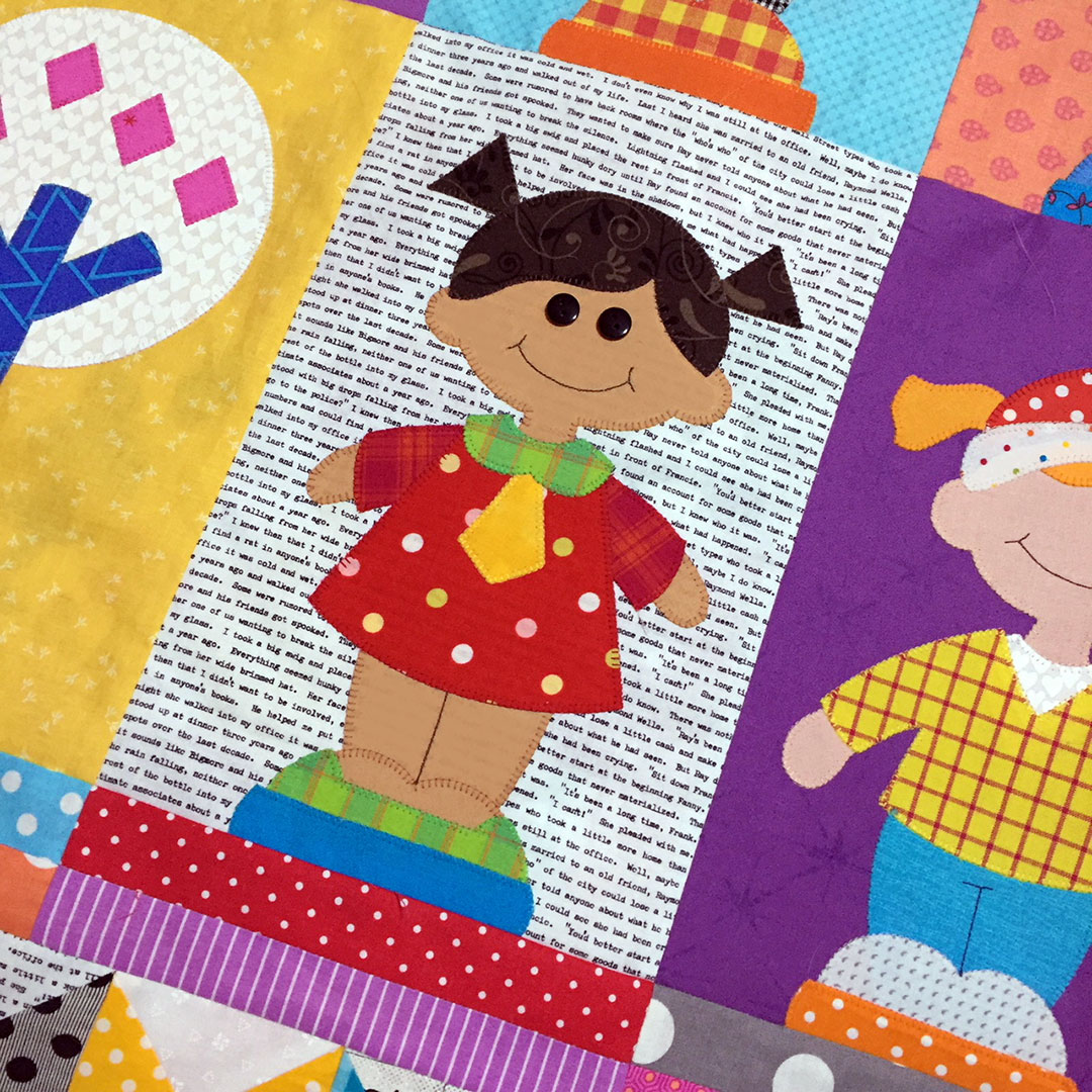 Paper Dolls #9