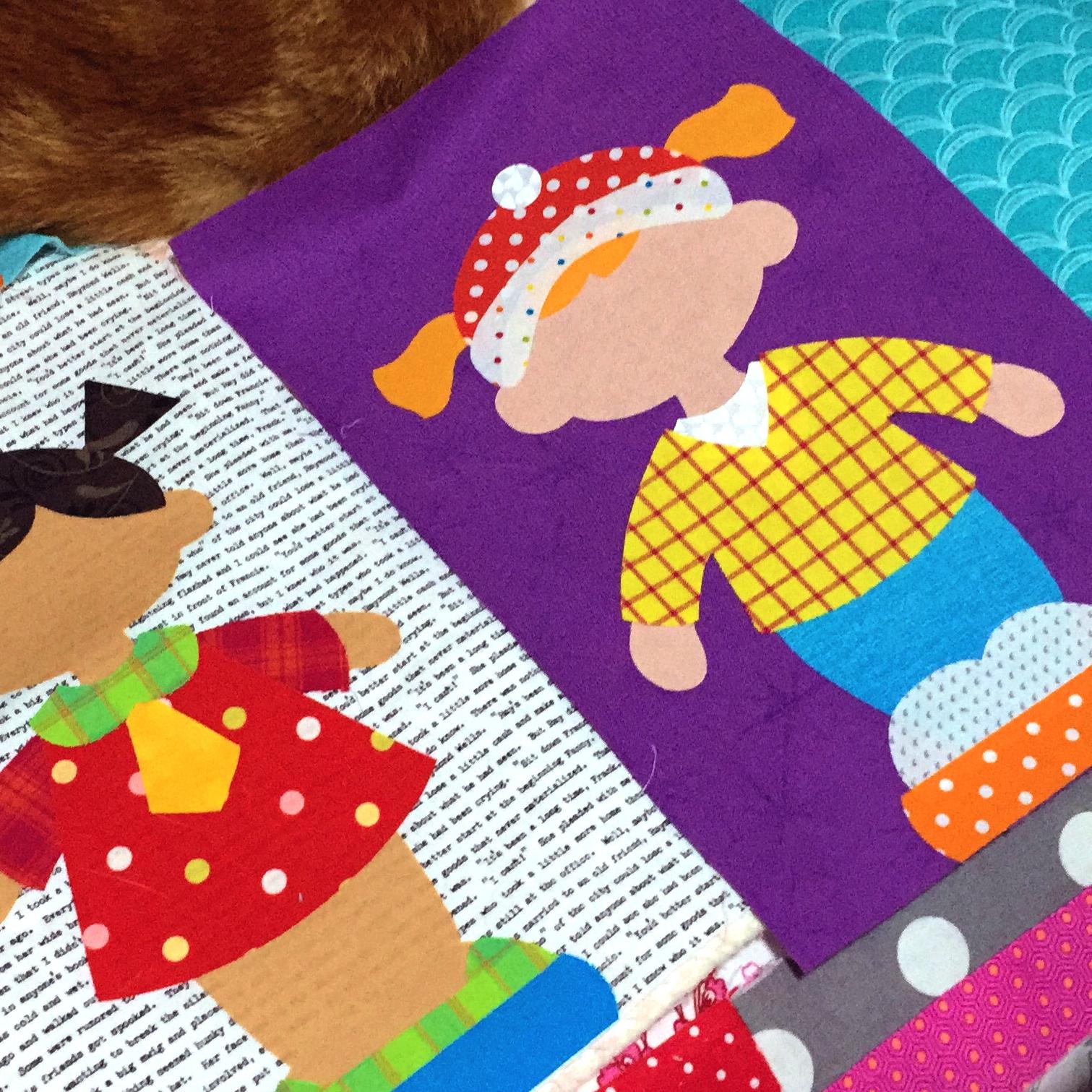 Paper Doll Sew-Along #16